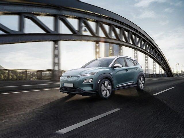 HYUNDAI Kona EV 39 kWh XPrime RedAuto Nuovo