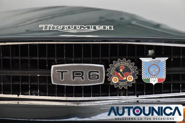 Immagine di TRIUMPH TR6 ROADSTER ISCRITTA ASI