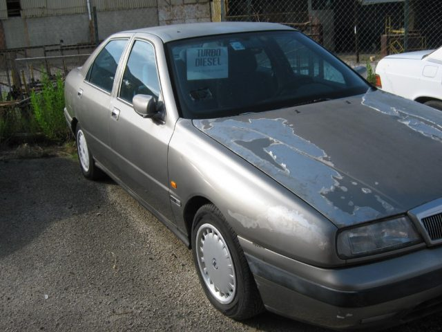 LANCIA K 2.4 turbodiesel cat LE