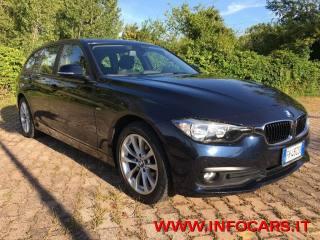 BMW 318 D Touring Business Advantage Aut. Usata