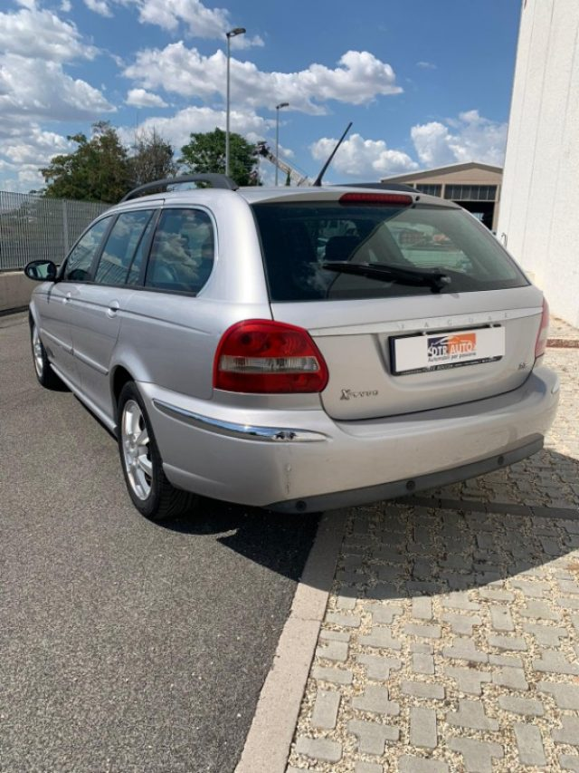Immagine di JAGUAR X-Type 2.0D cat Wagon Executive PELLE TAGLIANDI CERTIFICA