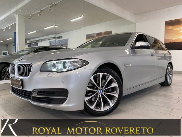 BMW 520 d Touring Business aut. + GANCIO TRAINO !!