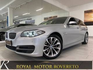 BMW 520 D Touring Business Aut. + GANCIO TRAINO !! Usata