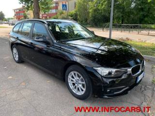 BMW 316 D Touring 116 CV Business Advantage Usata