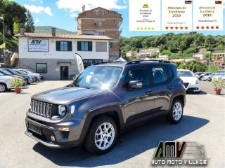JEEP Renegade 1.6 Mjt 120Cv My19 Longitude CERCHI-TOUCH-PDC POST Usata