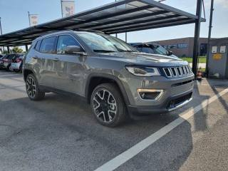 JEEP Compass 2.0 MJT 140cv 4WD AT9 Limited - FULL + TETTO Km 0
