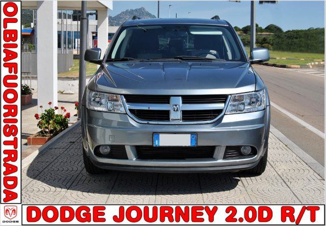 DODGE Journey 2.0 Turbodiesel R/T DPF