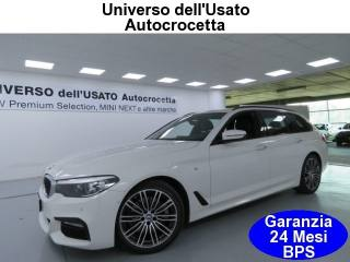 BMW 520 D XDrive Touring Msport Usata