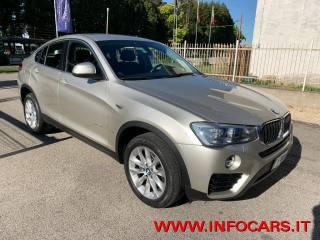 BMW X4 XDrive20d 190 CV AUTOMATICA*IVA ESPOSTA* Usata