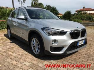 BMW X1 SDrive18d Advantage*TETTO*PELLE*IVA ESPOSTA* Usata