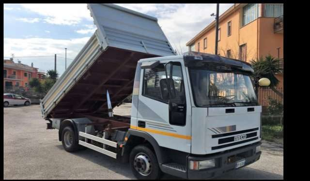 IVECO Other Eurocargo 75e14 Ribaltabile Trilaterale