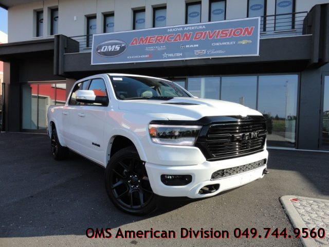DODGE RAM 1500 5.7 GPL V8 Laramie Night Pronta Consegna