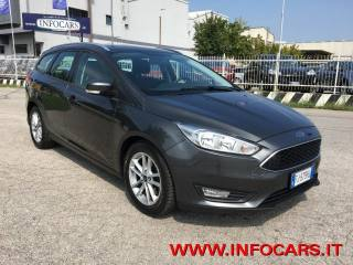 FORD Focus 2.0 TDCi 150 CV Start&Stop Powershift SW Business Usata