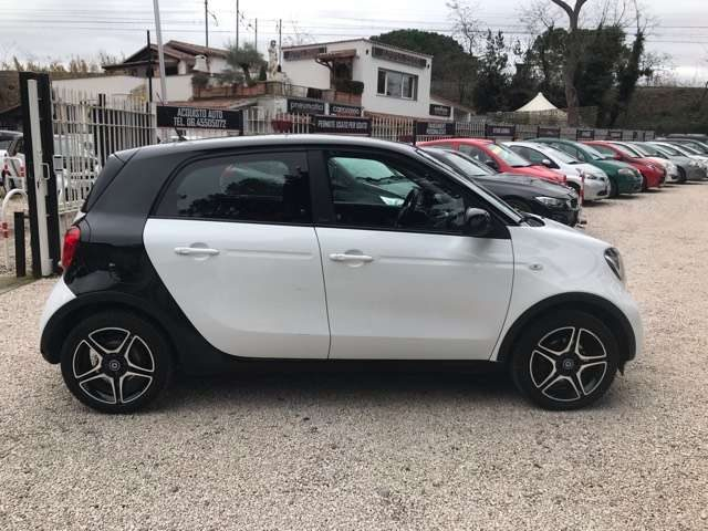 SMART ForFour 90 0.9 Turbo twinamic Passion,AZIENDALE
