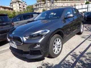 BMW X2 SDRIVE 18D BUSINESS X 150CV AUTOM NAVI XENO ITALIA Usata