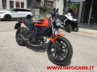 MOTOS-BIKES Ducati SCRAMBLER 400*COME NUOVA* Usata