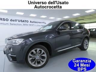 BMW X4 XDrive20d XLine EURO 6 Usata