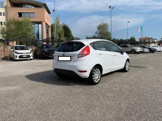 FORD Fiesta 1.5 TDCi 75CV PLUS 5 PORTE AUTO PER NEOPATENTATI Usata