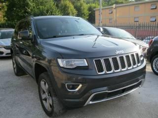 JEEP Grand Cherokee 3000 CRD OVERLAND 250CV NAVI