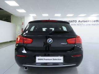 BMW 116 D 5p. Urban EURO 6 Usata