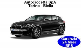 BMW X2 SDrive18d Msport-X Usata