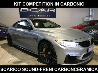 BMW M4 Coupé DKG Competition Head-up Disp. CarbonCeramica Usata