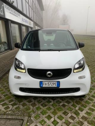 SMART ForTwo 70 1.0 Twinamic Passion Usata
