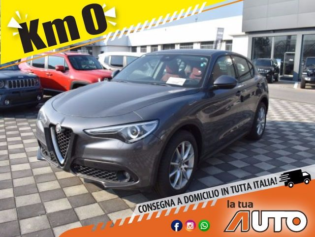 ALFA ROMEO Stelvio 2.2 TD 190CV AT8 RWD EXECUTIVE NAVI