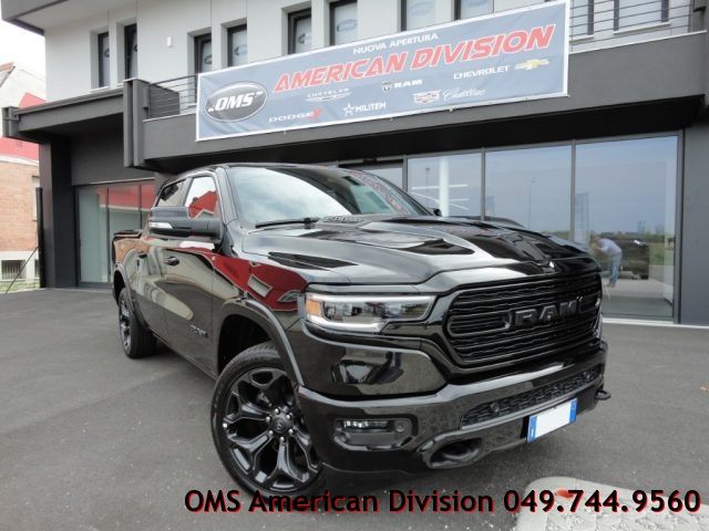 DODGE RAM 1500 5.7 GPL V8 Limited Night MY'20 iva inclusa