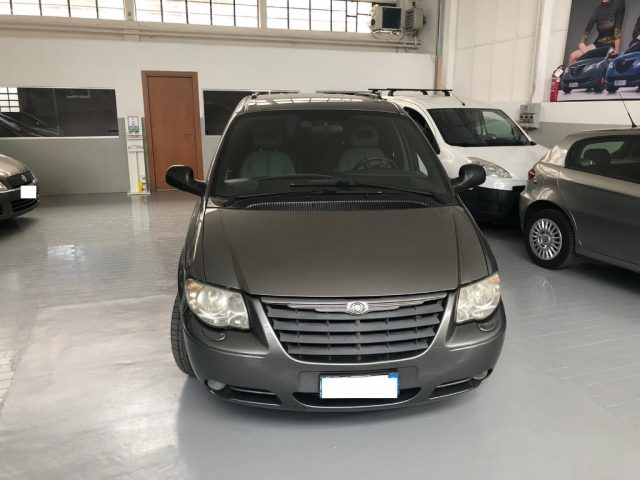 CHRYSLER Grand Voyager Antracite metallizzato