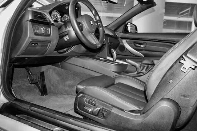 Immagine di BMW 420 Cabrio Msport