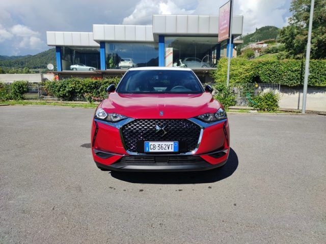 DS DS 3 Crossback PureTech 100 So Chic