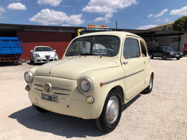 FIAT 600 750 FANALINA