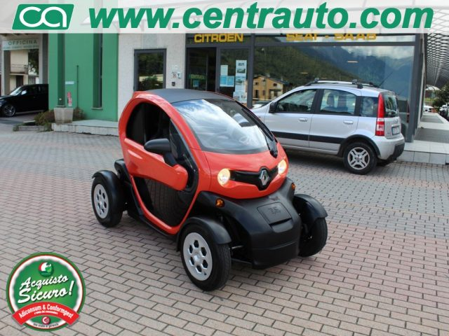 RENAULT Twizy Orange pastello