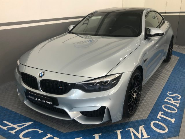 Immagine di BMW M4 Coupé Competition DKG 450cv *carbo/full* 1prop.iva