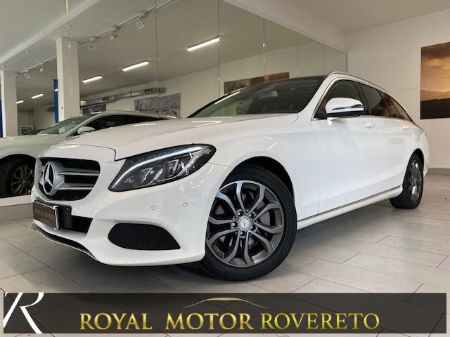 MERCEDES-BENZ C 250 d S.W. Automatic Premium + TETTO APRIBILE !!