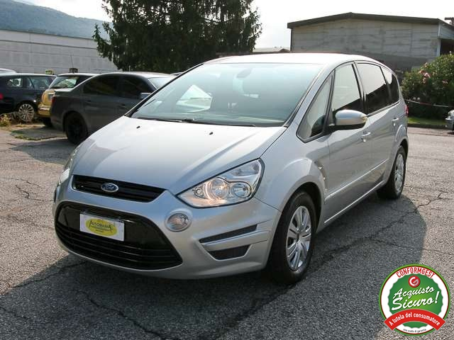 Immagine di FORD S-Max 2.0 TDCi 140CV 7 posti Business – UNIPROPRIETARIO