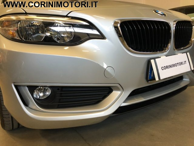 Immagine di BMW 218 d Cabrio Advantage
