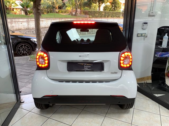 Immagine di SMART ForTwo 90 0.9 Turbo twinamic cabrio Passion