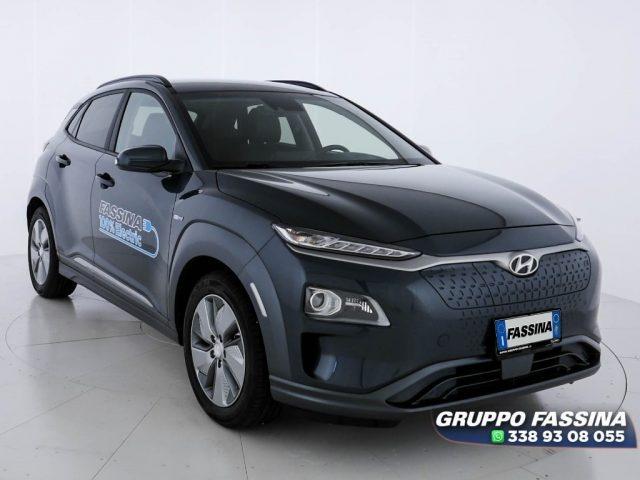 HYUNDAI Kona EV 64 kWh Exellence