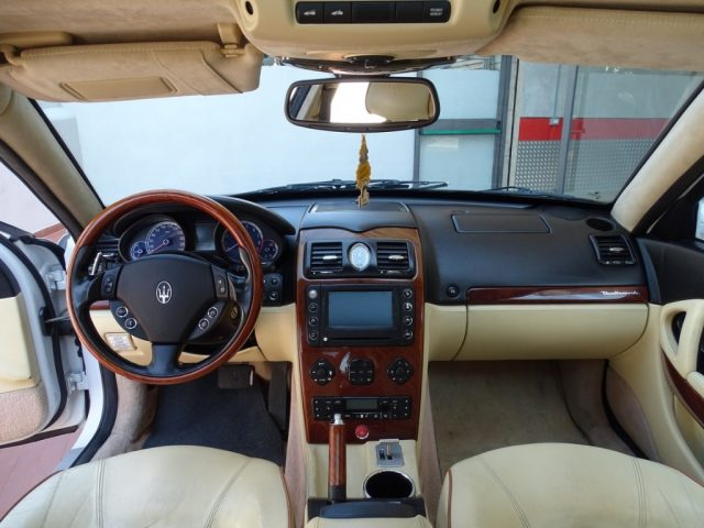 Immagine di MASERATI Quattroporte 4.2 V8 Executive GT