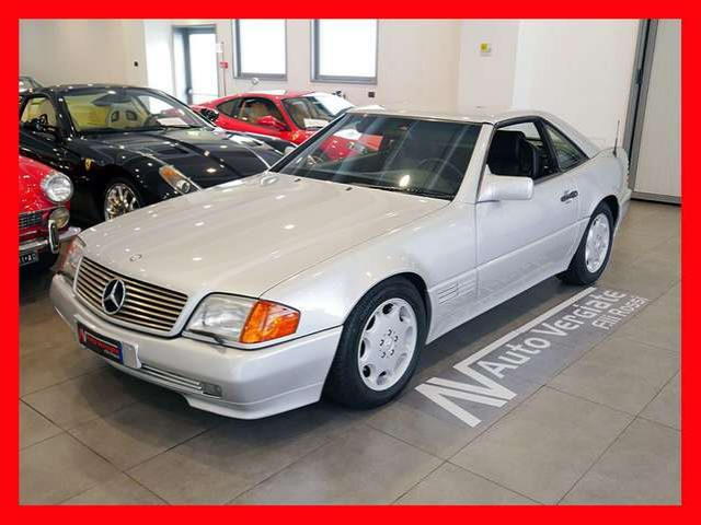 MERCEDES-BENZ SL 600 V12 CAT. **SERVICE BOOK - TAGLIANDATA**