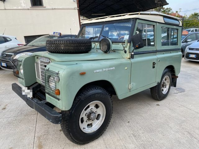 LAND ROVER Series Defender Series lii Usato