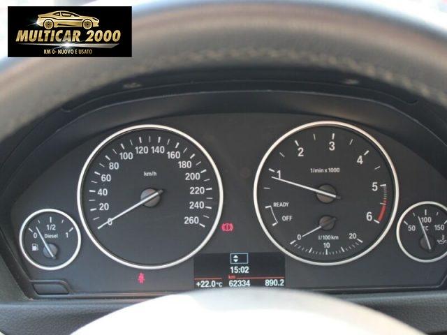 Immagine di BMW 316 d Touring Business Advantage Info 3516798434
