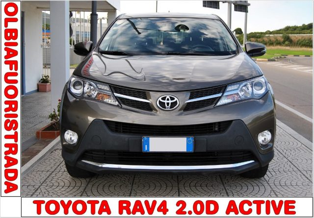TOYOTA RAV 4 Brown metallizzato