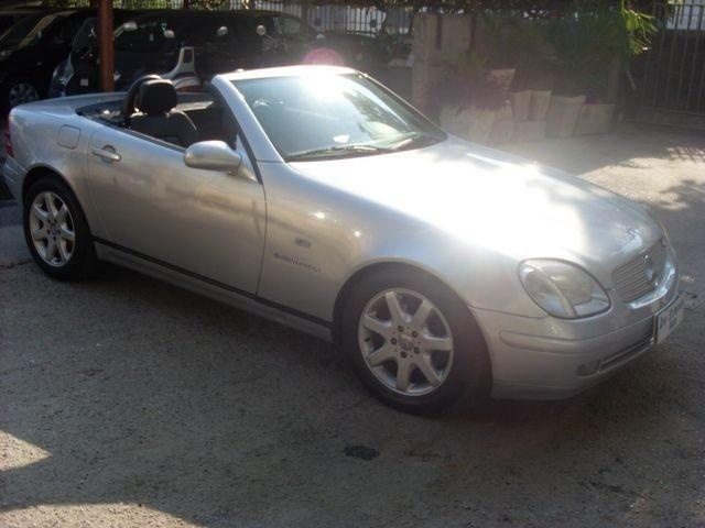 MERCEDES-BENZ SLK 230 cat Kompressor aut.