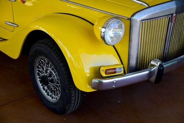 """Immagine di FIAT 850 """"SIATA"""""""
