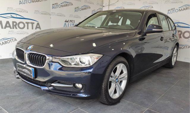BMW 320 d xDrive Touring SPORT aut. NAVI 4X4 1 PROP