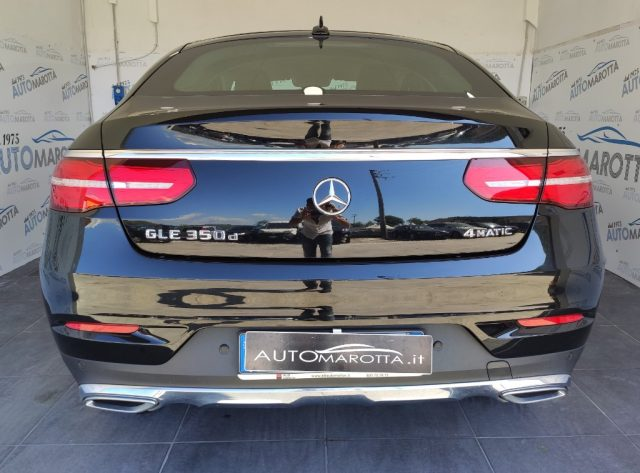 Immagine di MERCEDES-BENZ GLE 350 d 4Matic Coupé Exclusive Plus 1 PROPRIETARIO