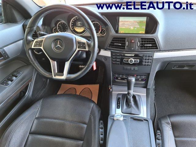 Immagine di MERCEDES-BENZ E 250 CDI Coupé BlueEFF Avantgarde Cambio Aut.